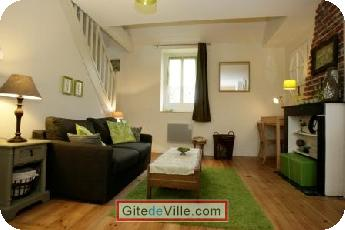 Self Catering Vacation Rental Lambersart 1