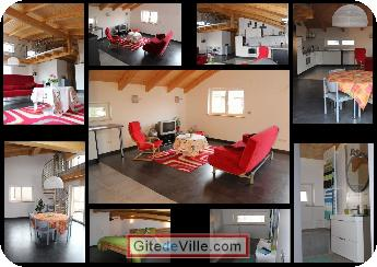 Self Catering Vacation Rental Mittelhausbergen 1