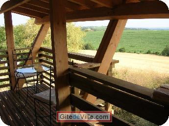 Self Catering Vacation Rental Montbrun_Lauragais 8