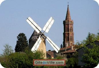 Self Catering Vacation Rental Montbrun_Lauragais 7