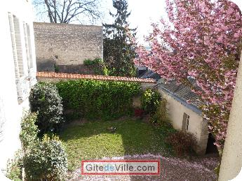Self Catering Vacation Rental Blois 9
