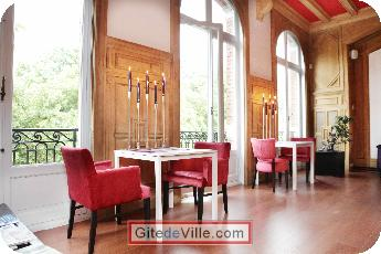 Bed and Breakfast Lille 4
