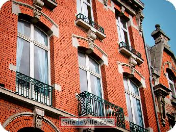 Bed and Breakfast Lille 3