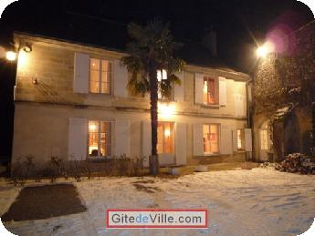 Self Catering Vacation Rental Rochecorbon 9