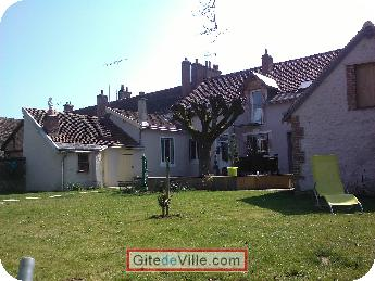 Self Catering Vacation Rental Cour_Cheverny 2