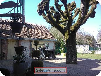 Self Catering Vacation Rental Cour_Cheverny 5