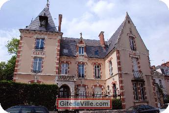 Gîte (et Chambre d'Hôte) Chartres 9