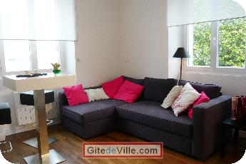 Self Catering Vacation Rental Rennes 3