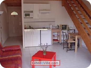 Self Catering Vacation Rental Dieupentale 5