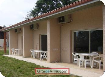 Self Catering Vacation Rental Dieupentale 6