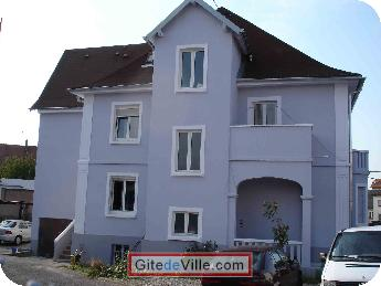 Self Catering Vacation Rental Hoenheim 7