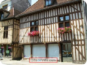 Self Catering Vacation Rental Troyes 7