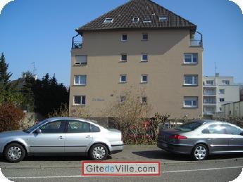 Self Catering Vacation Rental Illkirch_Graffenstaden 11