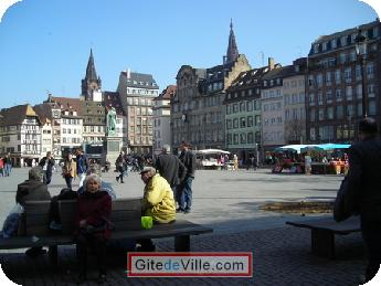 Self Catering Vacation Rental Illkirch_Graffenstaden 8