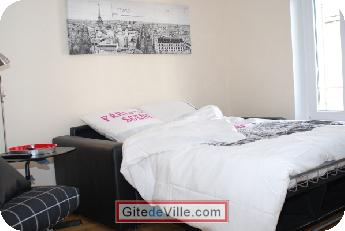 Vacation Rental (and B&B) Epinal 4