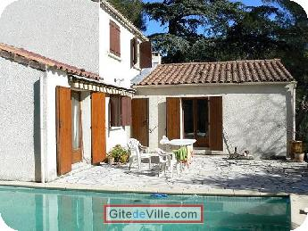 Self Catering Vacation Rental Nimes 4