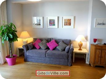 Self Catering Vacation Rental Nantes 2