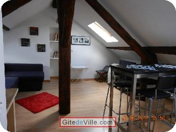 Vacation Rental (and B&B) Metz 3