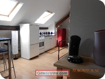 Vacation Rental (and B&B) Metz 5