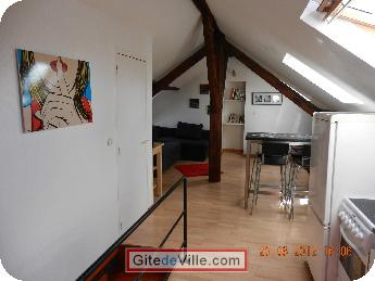 Vacation Rental (and B&B) Metz 4