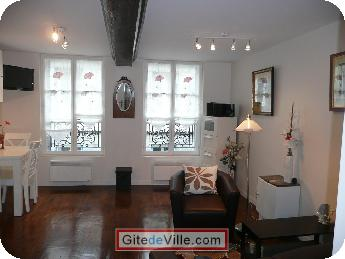 Self Catering Vacation Rental Honfleur 13