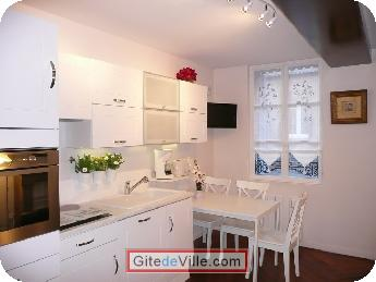 Self Catering Vacation Rental Honfleur 1