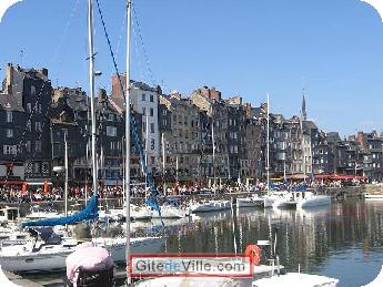 Self Catering Vacation Rental Honfleur 12
