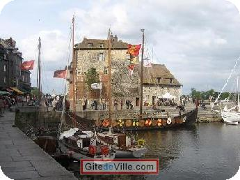 Self Catering Vacation Rental Honfleur 3