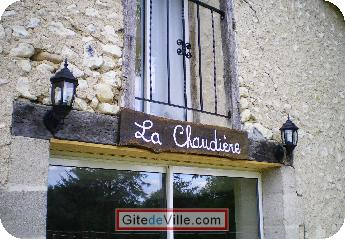 Self Catering Vacation Rental Leguillac_de_L_Auche 2