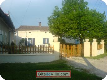 Bed and Breakfast Leguillac_de_L_Auche 8
