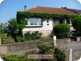 Self Catering Vacation Rental Longeville_les_Metz 11
