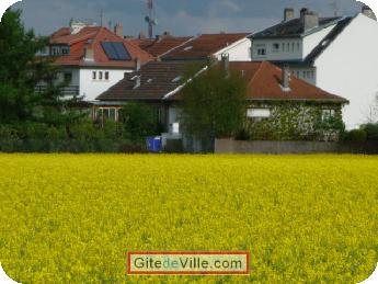 Self Catering Vacation Rental Longeville_les_Metz 2
