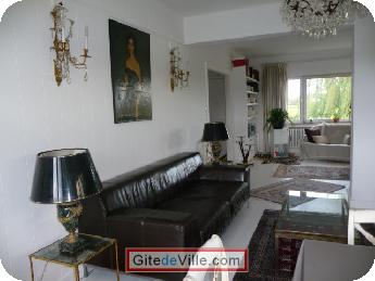 Self Catering Vacation Rental Longeville_les_Metz 14