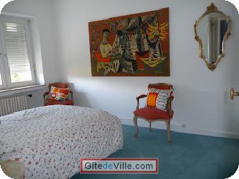 Self Catering Vacation Rental Longeville_les_Metz 4