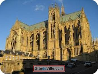 Self Catering Vacation Rental Longeville_les_Metz 10