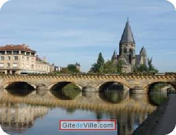 Self Catering Vacation Rental Longeville_les_Metz 12