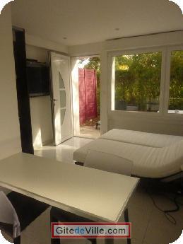 Vacation Rental (and B&B) Metz 3