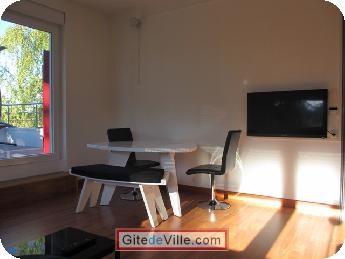 Vacation Rental (and B&B) Metz 8