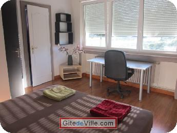 Vacation Rental (and B&B) Metz 6