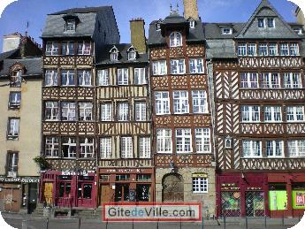 Vacation Rental (and B&B) Rennes 3