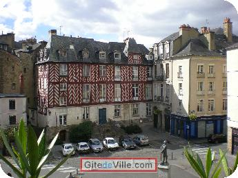 Vacation Rental (and B&B) Rennes 9