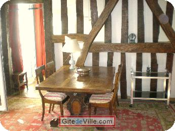 Vacation Rental (and B&B) Rennes 4