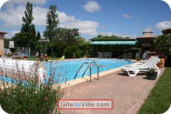 Self Catering Vacation Rental Aussonne 2
