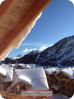 Self Catering Vacation Rental Montgenevre 9