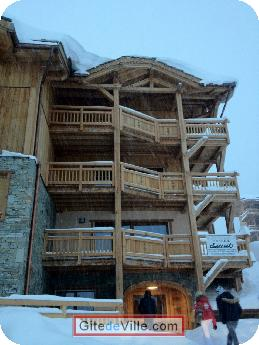 Self Catering Vacation Rental Montgenevre 11