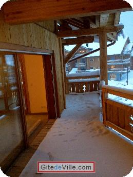 Self Catering Vacation Rental Montgenevre 1
