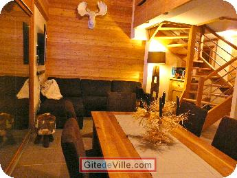 Self Catering Vacation Rental Montgenevre 6