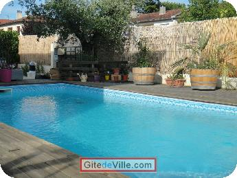 Self Catering Vacation Rental Castelginest 3