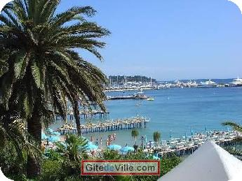 Self Catering Vacation Rental Juan_les_Pins 1