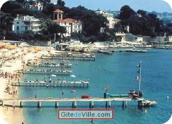 Self Catering Vacation Rental Juan_les_Pins 2